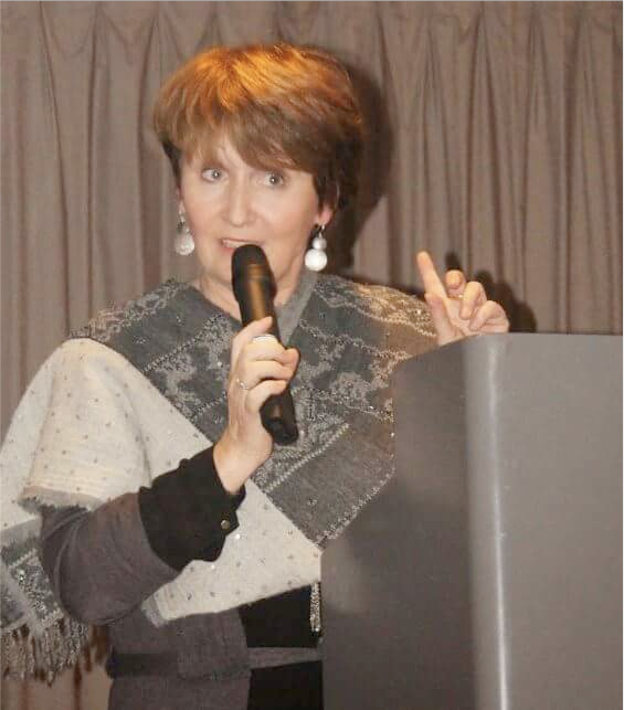 Photo of Mary Mayenfisch-Tobin, business law and human rights specialist